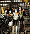 KISS ~London, England…July 1997 Alive/Worldwide Tour (Buckingham Palace) - kiss photo