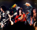 KISS (NYC) August 12, 1988 - kiss photo