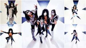 KISS ~Psycho Circus Photo Shoot 1998