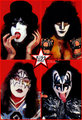 KISS ~September 18, 1980 - kiss photo