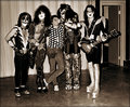 KISS ~Toledo, Ohio…July 31, 1976 - kiss photo