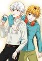 Ken and Hide