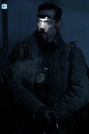 Kevin Durand as Vasiliy Fet in The Strain - 3x06 - The Battle of Central Park