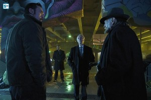 Kevin Durand as Vasiliy Fet in The Strain - 3x08 - White Light