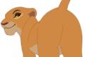 Kiara's Butt  - the-lion-king fan art