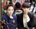 Kim Taeyeon and Yoona - taeyeon-snsd fan art