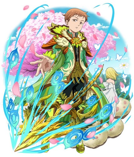Nanatsu No Taizai Imagens King HD Wallpaper And Background