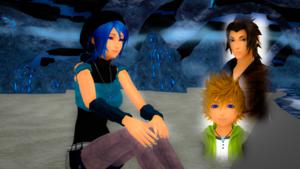 Kingdom Hearts Final Mix 2.8 Daydream