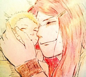 Kushina Uzumaki and নারুত Uzumaki
