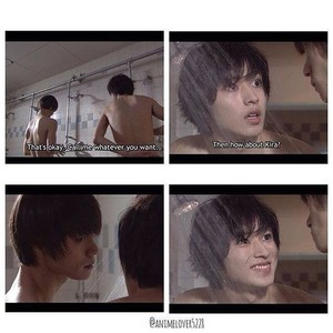 엘 and Light - Live Action movie