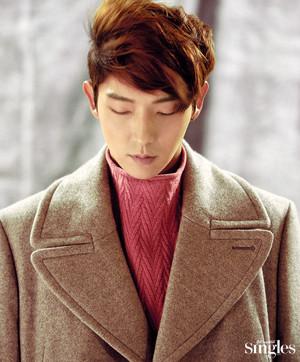 LEE JOON GI FOR NOVEMBER SINGLES
