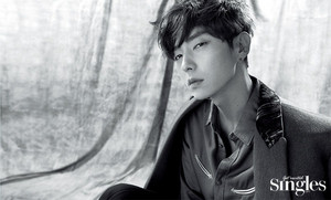 LEE JOON GI FOR NOVEMBER SINGLES