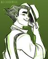 LOK - Bolin - avatar-the-legend-of-korra fan art