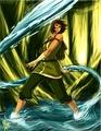 LOK - Korra - avatar-the-legend-of-korra fan art