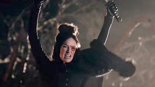 Pride and Prejudice and Zombies wallpaper titled Lady Catherine de Bourgh