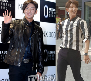 Lee Joon Gi...Then and Now..