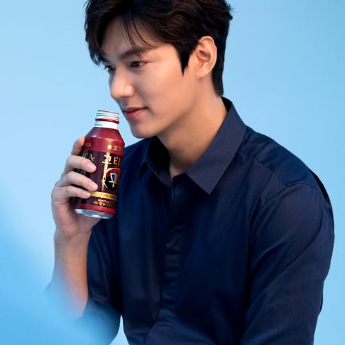 Lee Min Ho hình nền titled Lee Min Ho for Georgia Gotica coffee