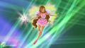 Legendary Adventure: Flora - the-winx-club fan art