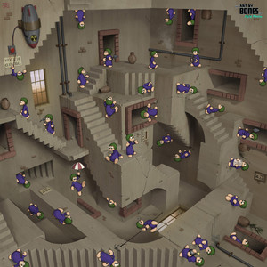 Lemmings meets Escher