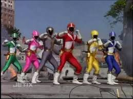 Lightspeed Rescue Power Rangers 2