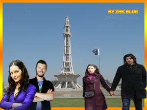 Lo ge ZHK BLUE ROSE ne Turkish actors ko Pakistan bula liya