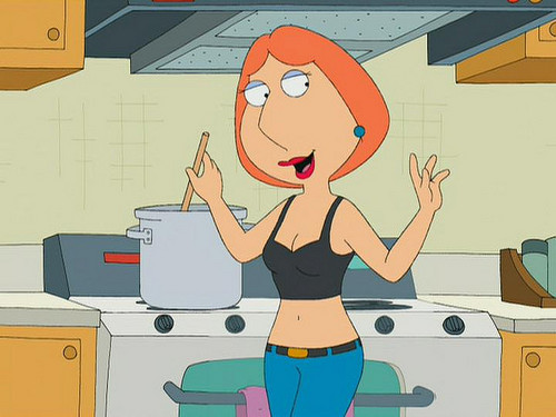 louis gets fat family guy № 265310