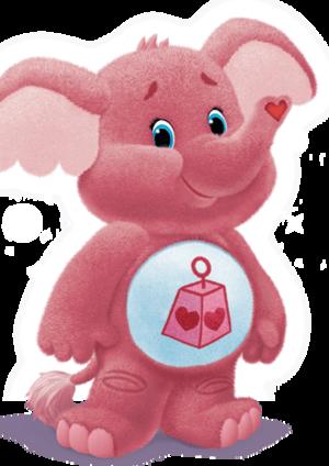 Lotsa hati, tengah-tengah gajah