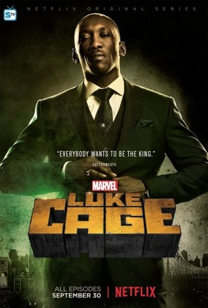 Luke Cage - Promotional Posters