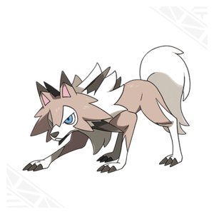 Lycanroc (Midday Form)