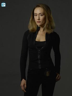 Maggie Q as Hannah Watts