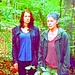 Maggie and Carol - the-walking-dead icon
