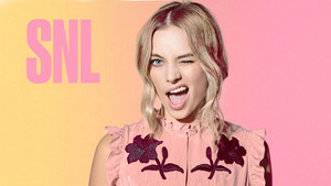 Margot Robbie Hosts SNL - foto Bumpers - October 1, 2016