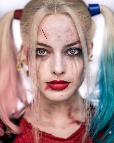 Suicide Squad 바탕화면 called Margot Robbie as Harley Quinn