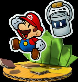 Mario and Huey