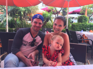 Mavi, Stephen and Cassandra