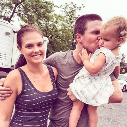 Mavi Alexandra Jean Amell Current Photos