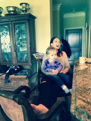 Mavi and Cassandra