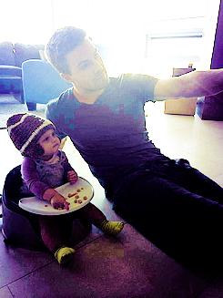 Mavi and Stephen