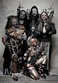 Metal band \m/ mushroomhead \m/