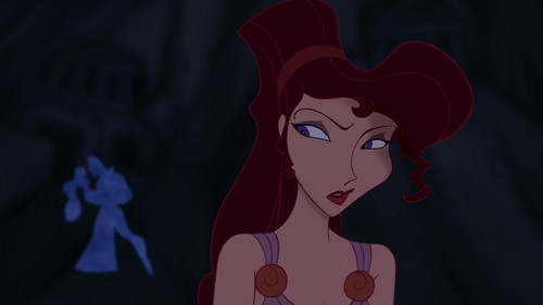 Childhood Animated Movie Characters fond d'écran entitled Megara