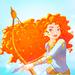 Merida - disney-princess icon