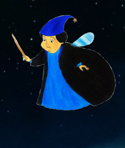 Childhood Animated Movie Characters wallpaper possibly with a ngengat called Merriweather in Ravenclaw