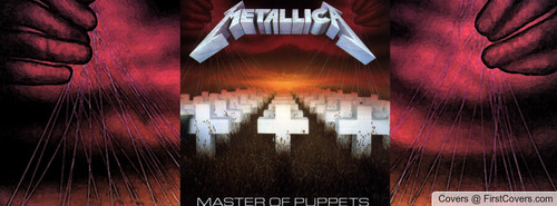 Metallica Wallpaper Called MetallicA Master Of Puppets