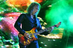 Metallica's Bogota Zeigen