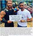 Miigwech Chris Hemsworth and Taika Waititi