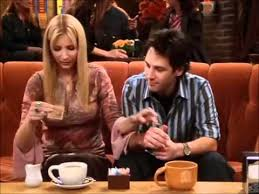 Mike and Phoebe