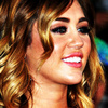 miley cyrus foto with a portrait entitled Miley icon