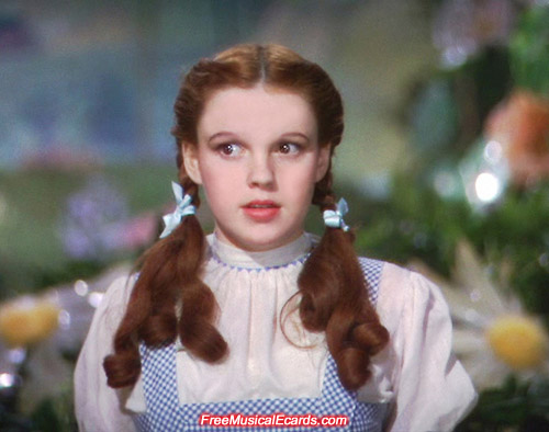 ILYJudyGarland images Miss Judy Garland as Dorothy Gale in ...