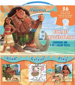 Moana Book Covers
