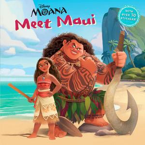 Moana Book Covers